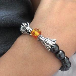 Other - Buddha bracelet men jewelry dragon bileklik
